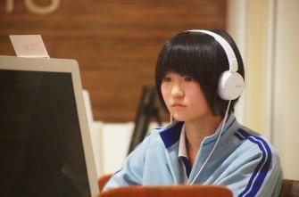 南中学校3年生 萌香さん